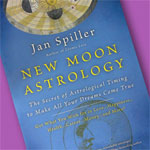 Book cover: NEW MOON ASTROLOGY