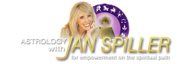 Astrology with Jan Spiller - For empowerment on the spiritual path