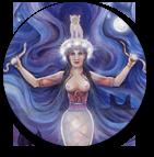Goddess of healing
